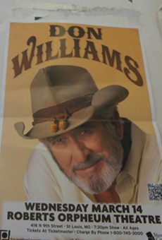 Tom Waits Tribute, Don Williams and More Show Flyers: March 14 - 20