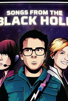 """Weezer's Lost """"Songs From The Black Hole"""" Album Finally Released... By A Message Board"""