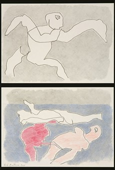 Geta Bratescu: Drawings with the Eyes Closed