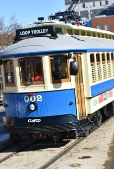 Loop Trolley Still Not Running in Loop, Lacks U. City Permit