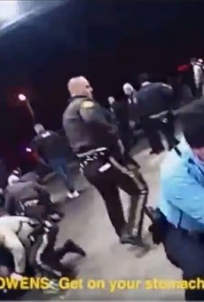 Rep. Bruce Franks Jr. released police body cam footage of his arrest.