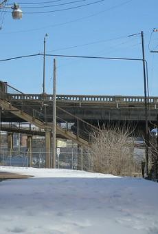 The Kingshighway Viaduct, circa 2013