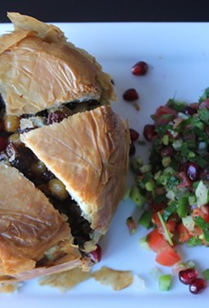 "Sultan Mediterranean Cuisine will offer Kurdish specialties, including the ""Sultan Pilau."""