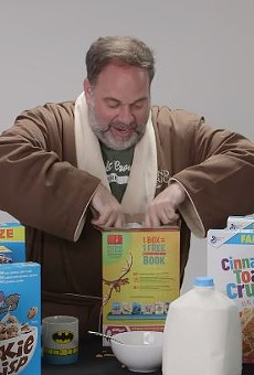 Ed Herman, an attorney at Brown and Crouppen, digs into the law of cereal.