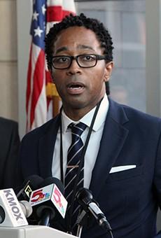 St. Louis County prosecutor Wesley Bell.