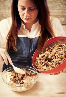 Tamara Keefe of Clementine's Naughty and Nice Creamery. | Greg Rannells