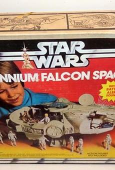 """You've never heard of the Millennium Falcon?"""