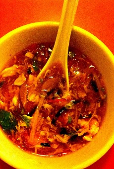 The hot and sour soup at Chinese Noodle Cafe fed the Loop for seventeen years.
