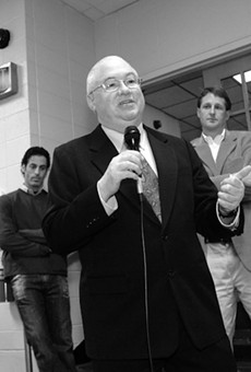 Tom Bauer, photographed in 2005.