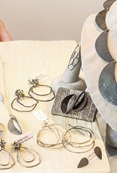 Jewelry by Craft Alliance won't break the bank.