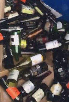 Video of 'Typical South City Dumpster' Exposes Our Weekend Plans