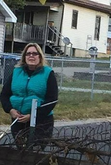 "This woman is a ""person of interest,"" police say"