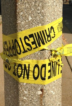 Police are investigating a double homicide following a shooting on Wednesday night in South City.
