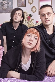 Dilly Dally will perform at the Demo on Monday, November 9.
