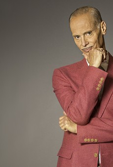 John Waters will perform at the Sheldon at 8 p.m. on Thursday, December 3.