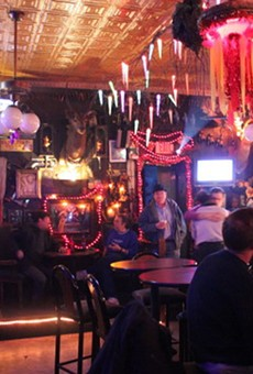 The Bastille, a gay bar in Soulard, may challenge the smoking ban.