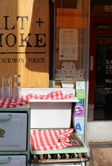 Salt and Smoke is located in the Delmar Loop.