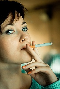 Judge Halts Enforcement of City Smoking Ban