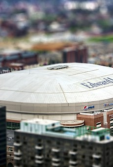 Finally, the Rams ditched the dome. Now we can do something useful with it.