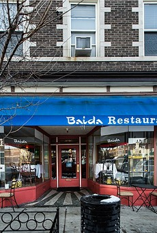 Baida is just one of many diverse restaurant on South Grand.