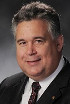 Republican State SenatorPaul Wieland.