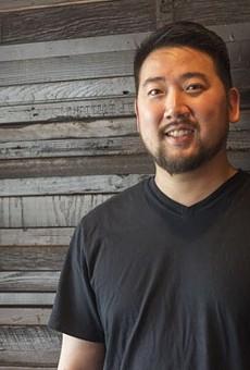 David Choi of Seoul Taco and Seoul Q.