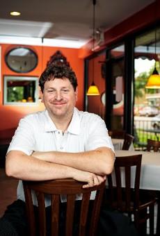 Chef Ben McArthur.