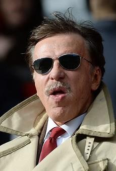 Stan Kroenke, Rams owner / guy from the Weekend at Bernie's movies.