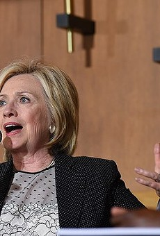 Hillary Clinton Is Speaking in St. Louis This Saturday