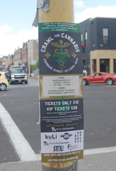 Cherokee Street takes its 4/20 seriously.