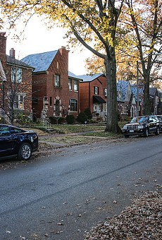 St. Louis Hills — one of the top neighborhoods for home buyers.
