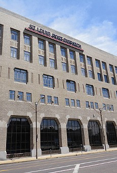 In addition to shedding jobs, the St. Louis Post-Dispatch will soon be leaving its longtime home on Tucker.