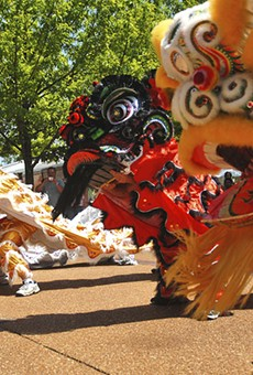Chinese Cultural Days come to MoBOT this Saturday.