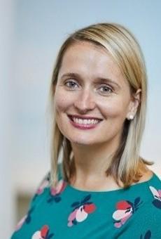 Basia Skudrzyk, as shown in her LinkedIn.