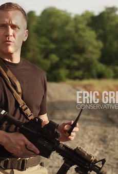 Eric Greitens, Conservative, Navy Seal, Muscle Man, Governor?