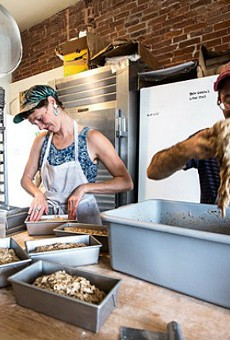 Jenny Wilson and Jake Marks of Red Fox Baking will make their last loaves at the end of June.