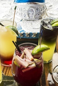 La Bamba, like El Burro Loco, plans to offer a voluminous menu of margaritas.