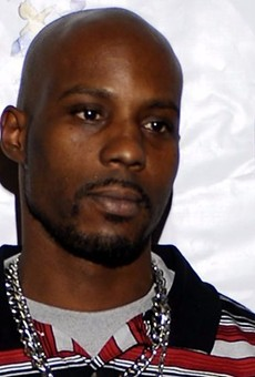 DMX, Locked Up Since STL Airport Chili's Incident, Gets a Year in Prison