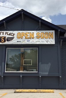 Bobby's Place is opening in the space that previously held Bruno's.