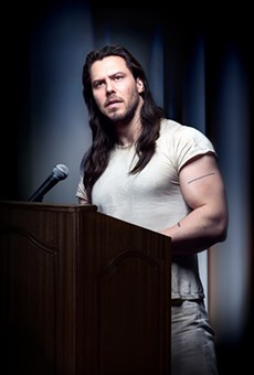 """Andrew W.K. Speaking Tour Coming to Ready Room to Discuss """"The Power of Partying"""""""