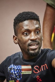 Bruce Franks Jr. challenged State Rep. Penny Hubbard in the Democratic primary August 2.