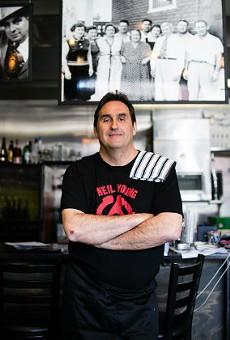 Pepe Kehm embraces his roots at Peno Soul Food.