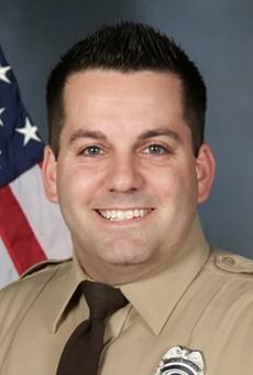 St. Louis Police Officer Blake Snyder
