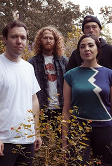 American Wrestlers Come Out Swinging with New LP Goodbye Terrible Youth