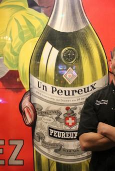 Herbie's executive chef Chris Vomund.