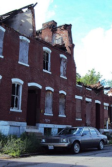 Neglected housing stock is just one problem plaguing some north St. Louis neighborhoods.