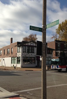 The corner of Shaw Boulevard and Klemm Street has been the scene of frightening violence in the Shaw neighborhood.