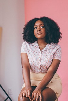 "Noname, born Fatimah Warner, likes the enigmatic quality of her moniker. ""I just like the idea of not being tied down to any sort of thing — any sort of category, any sort of aesthetic or occupation."""