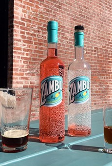 Zambu is now available at Earthbound Beer, among other spots in the St. Louis area.
