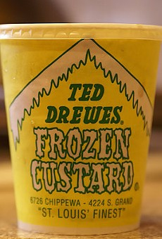 Ted Drewes' Chippewa location is back in business.